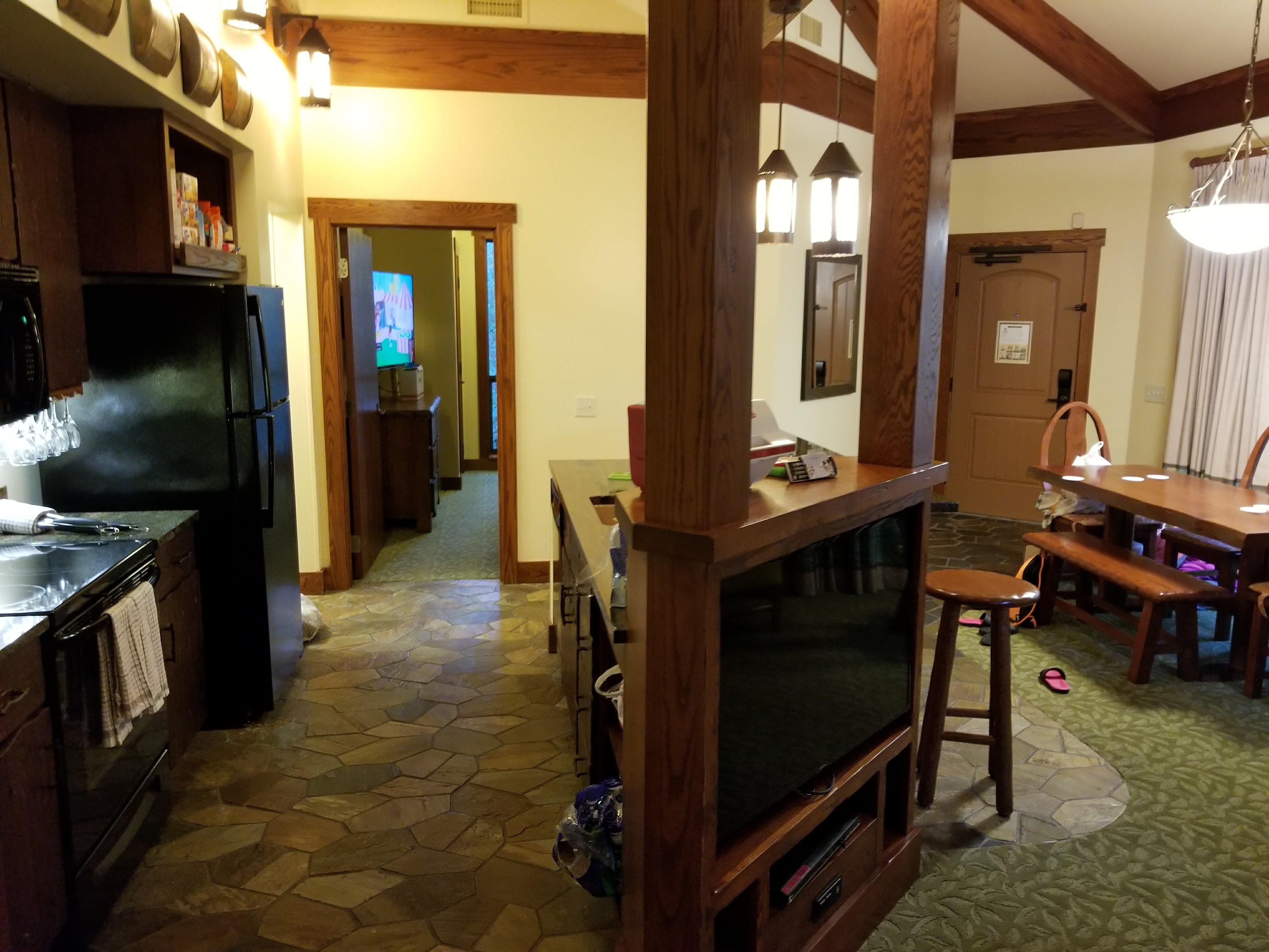 Treehouse Villas at Disneys Saratoga Springs Resort