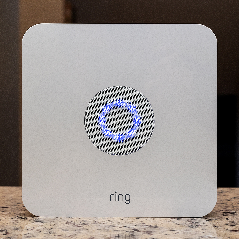 hight resolution of ring alarm