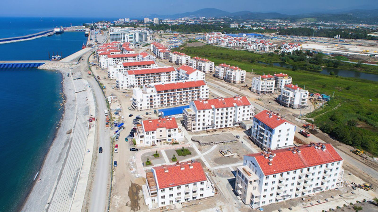 Freezing Sochi How Russia Turned A Subtropical Beach Into