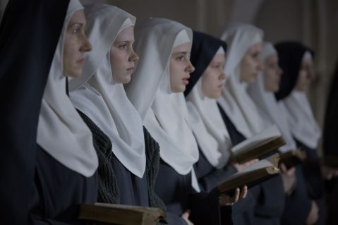The Innocents takes place in a Polish convent during World War II.