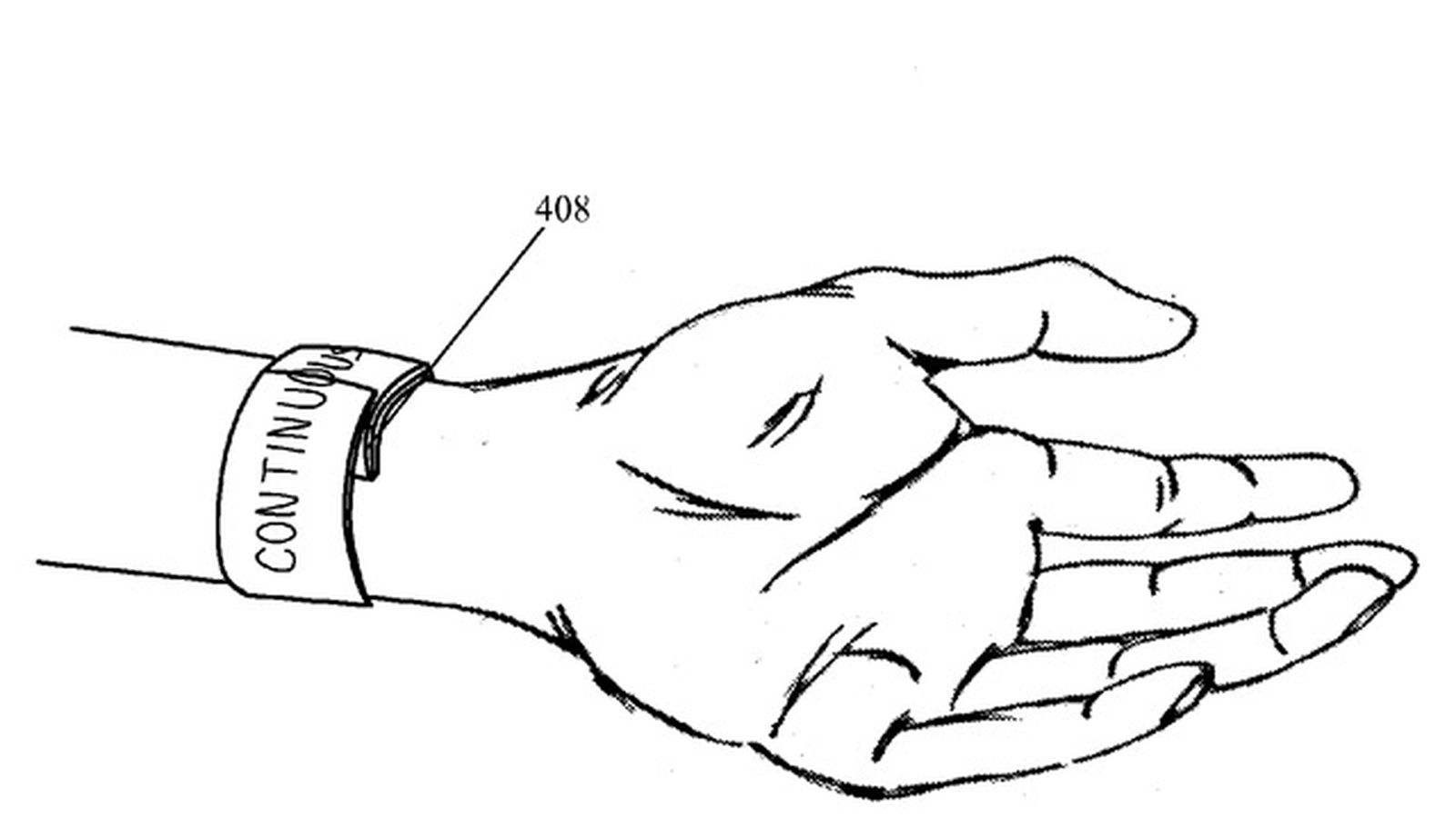Apple's 'wearable video device' patent application looks
