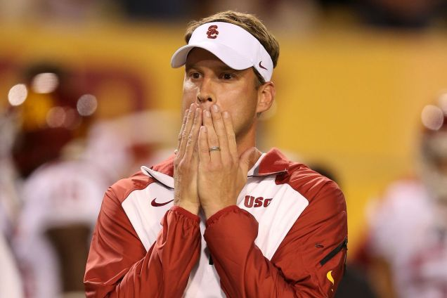 Image result for Lane Kiffin losing