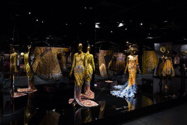 Metropolitan Museum of Art Fashion Exhibit