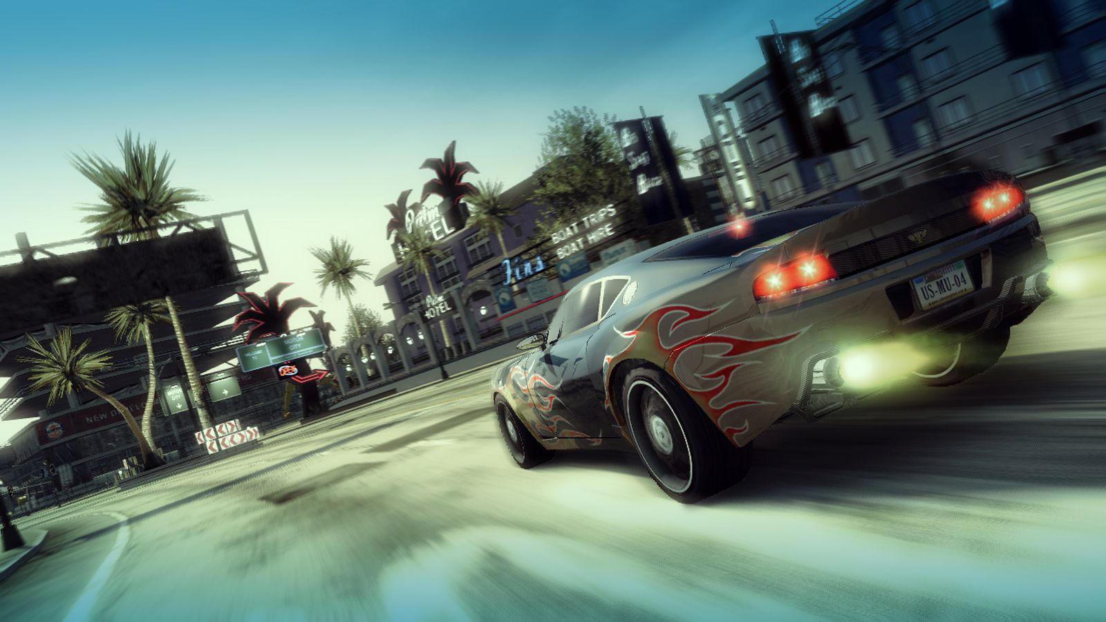 Burnout Paradise Sleeping Dogs Lead Decembers Xbox Games