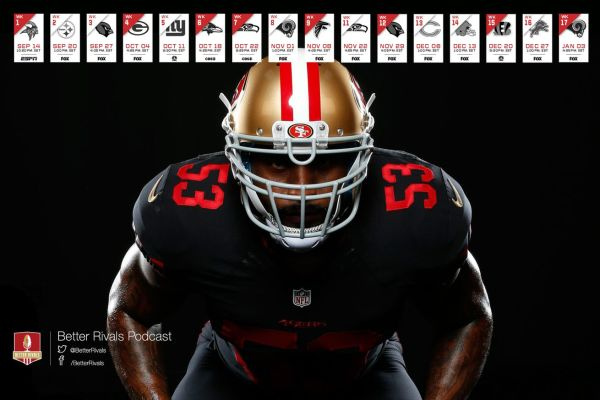 49ers 49ers 2015 Schedule Wallpapers - Niners Nation