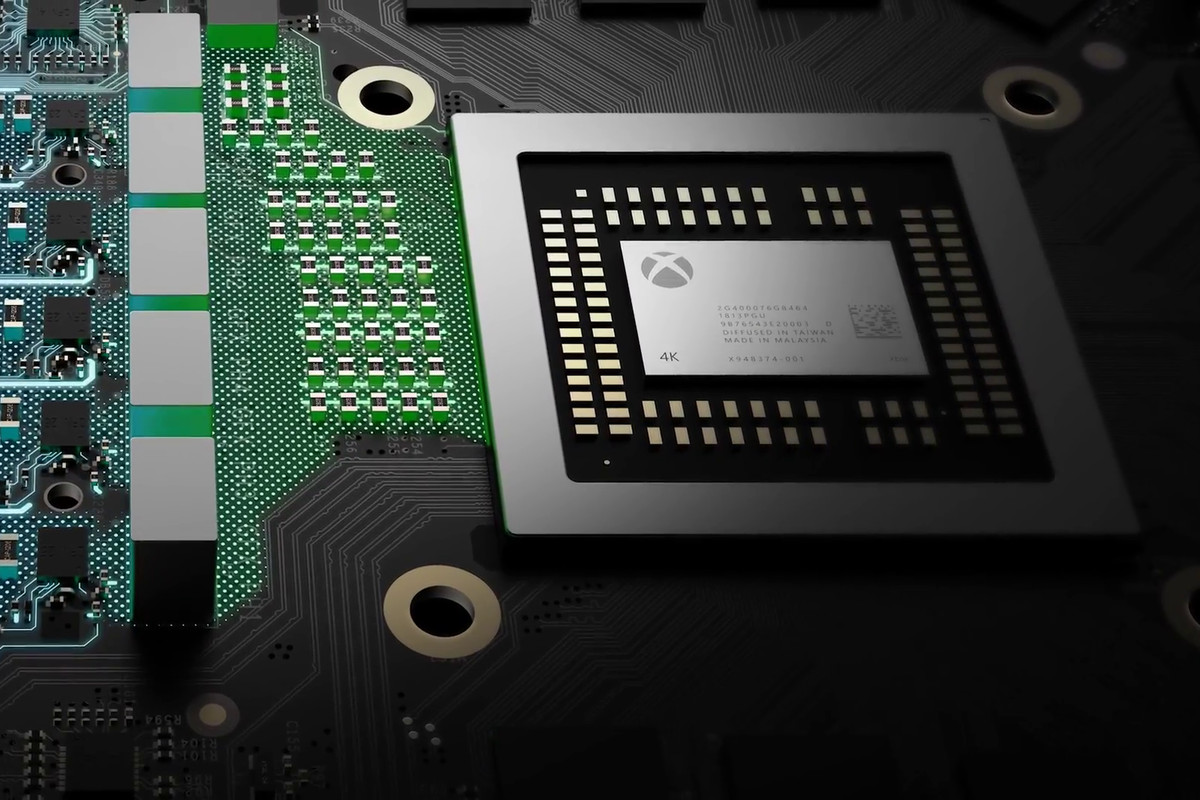 Xbox Scorpio Could Be The Best 4K Blu Ray Player Polygon