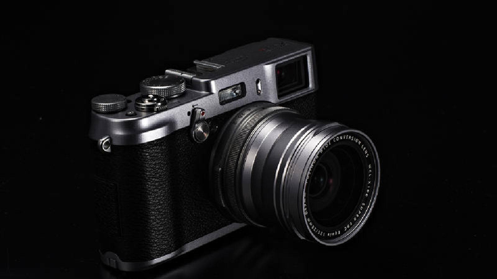 Fujifilm Updates Its High End Camera Line With The X100s