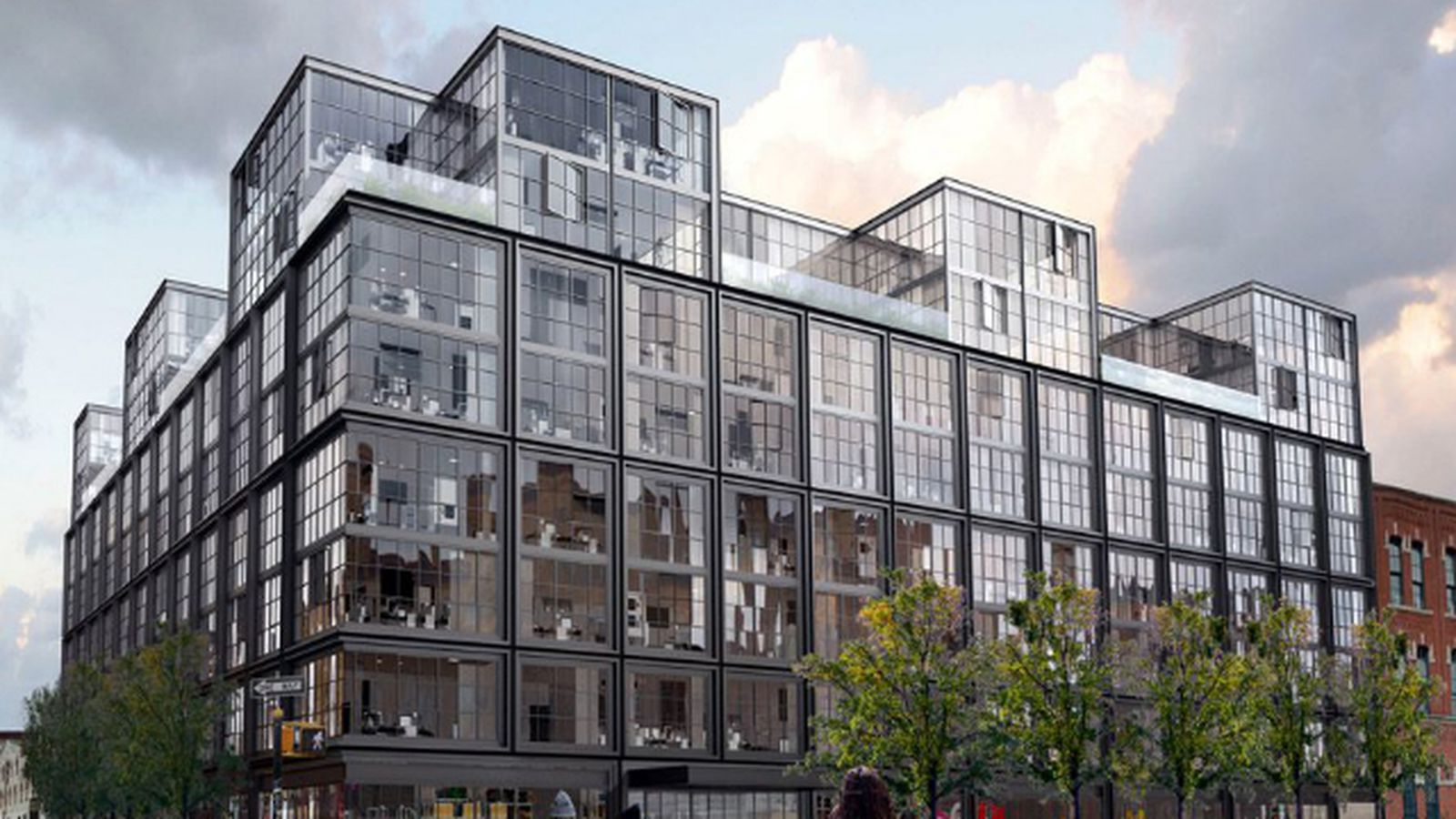 ODA New Yorks Crown Heights Building Set To Launch