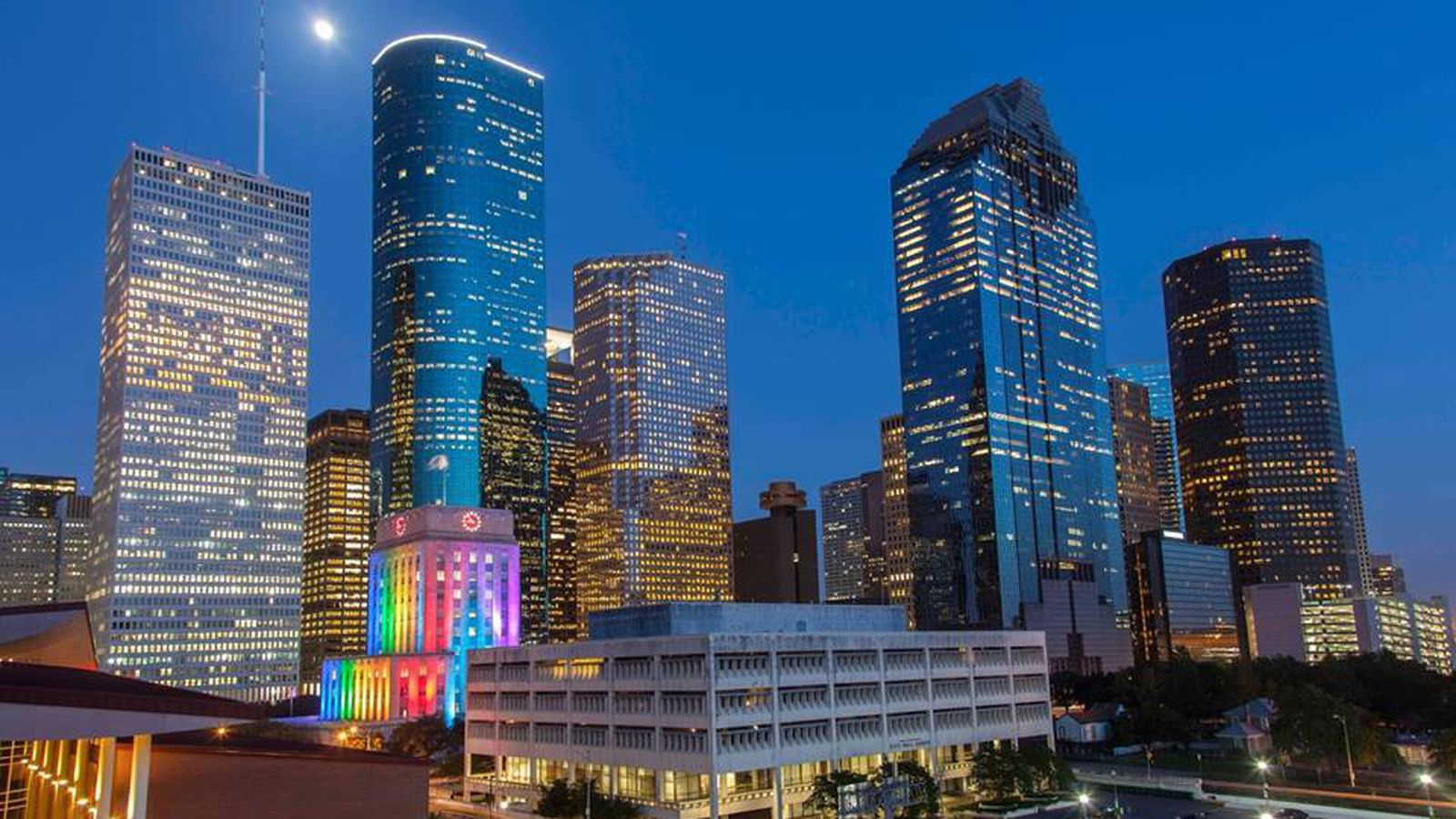 Where to Eat and Drink with a View of Downtown Houston