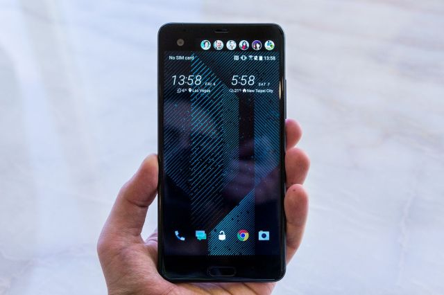Image result for To HTC's new shiny expensive U Ultra — no