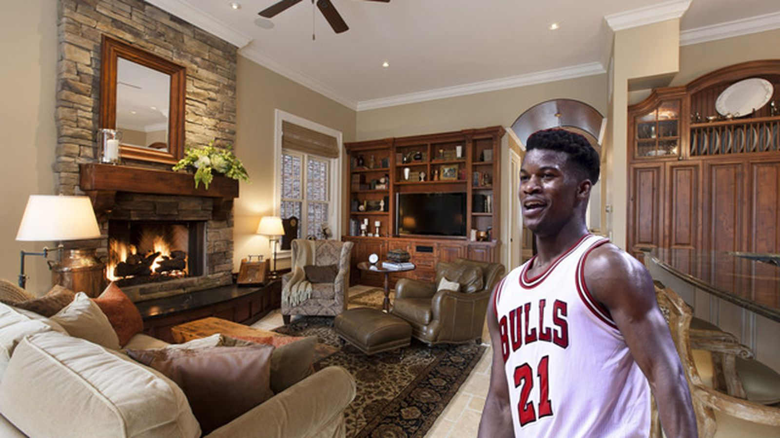 Chicago Bulls Guard Jimmy Butler Drops 43M on River North Mansion  Curbed Chicago