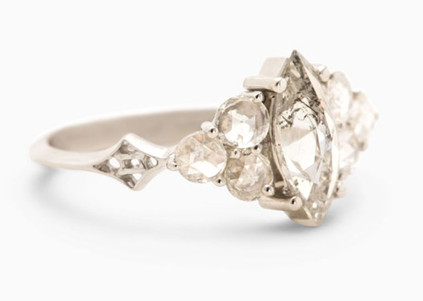 10 Gorgeous Indie Engagement Rings Under $6,000  Racked Ny