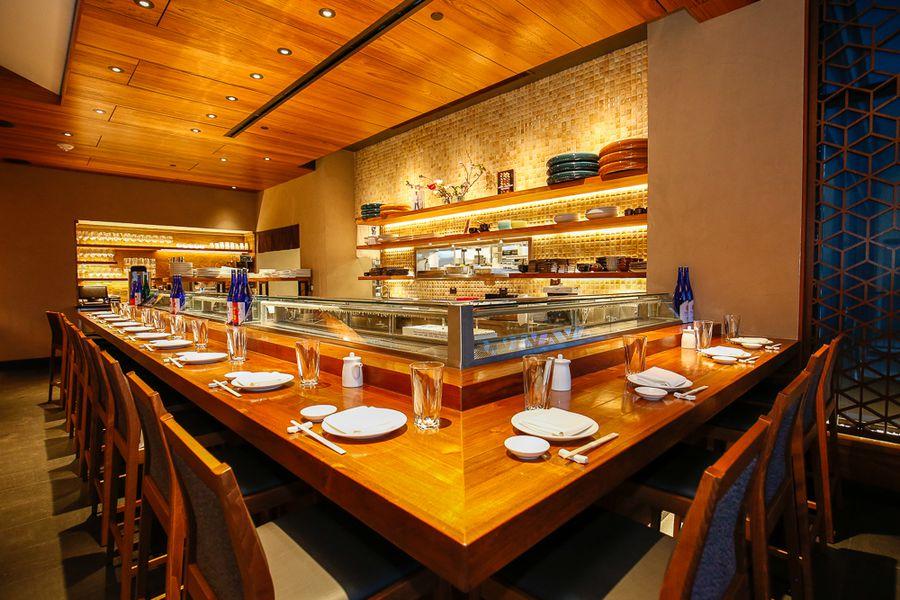 Sushi Restaurants Los Angeles