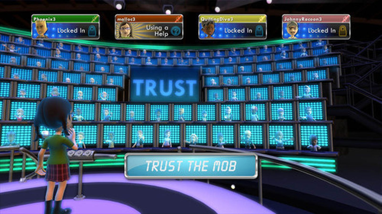 Microsoft Something Like 1 Vs 100 Coming To Xbox One