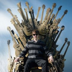 Game Of Throne Chair Antique Wingback Gibson Built Thrones 39 Iron Out Guitars