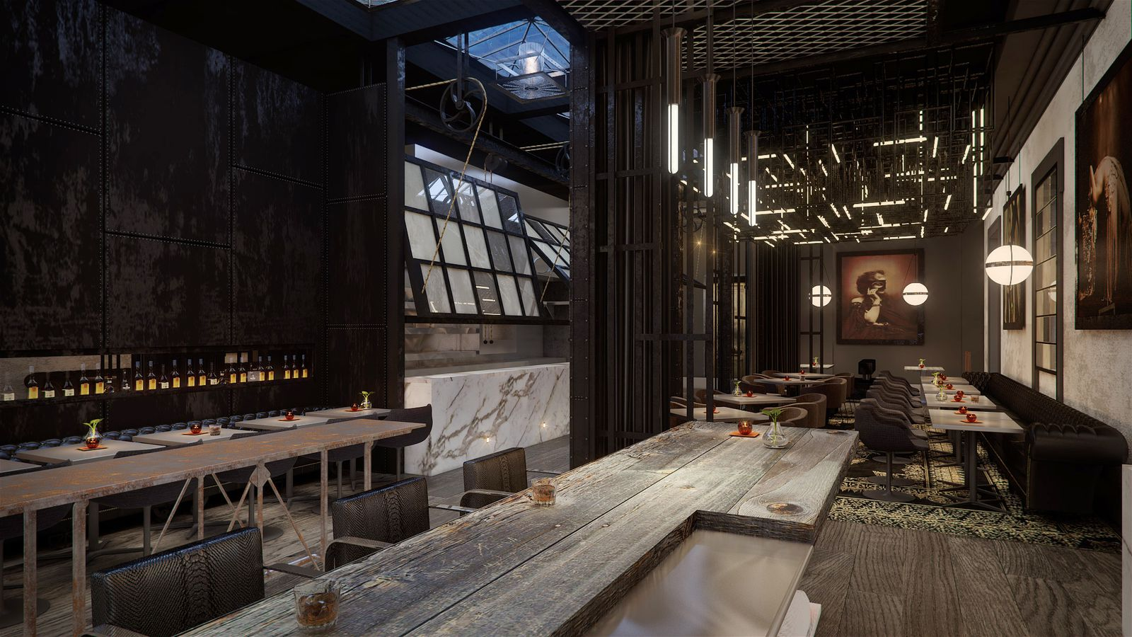 Dirty Habit Is The Replacement For Poste At The Hotel