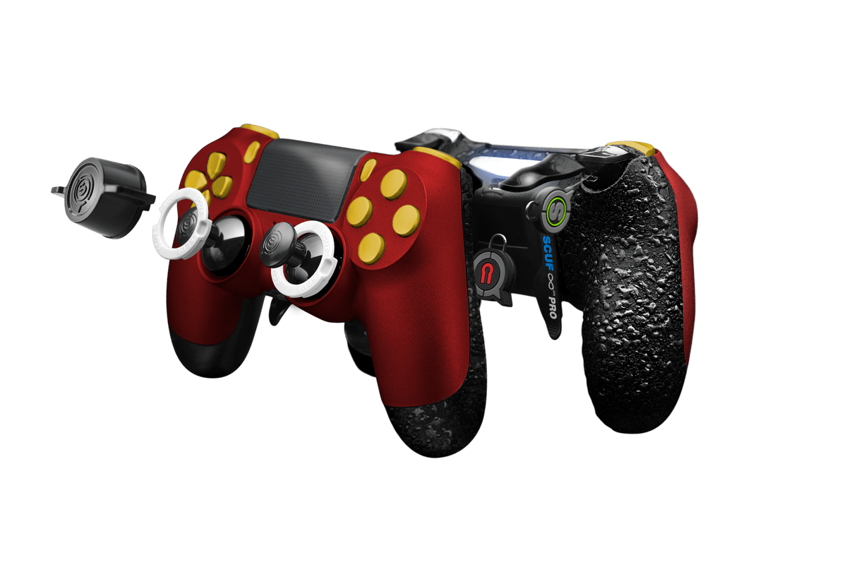 Scuf Unveils Two New PS4 Controllers Polygon