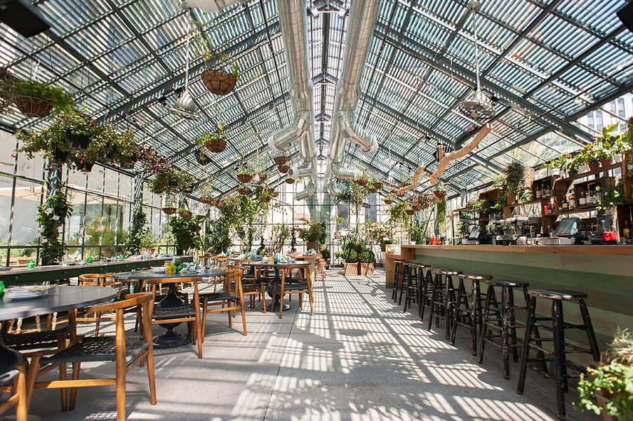 Commissary A High Low Koreatown Country Club Eater LA