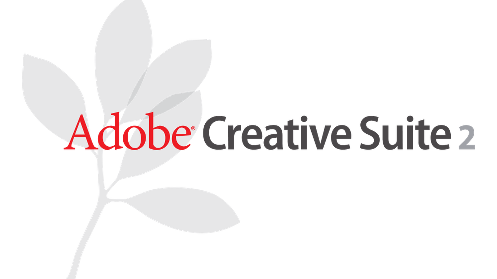Adobe's Creative Suite 2 now available free of charge for