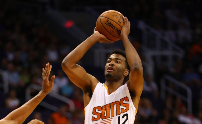 T J Warren Back To Practice For The Suns Bright Side