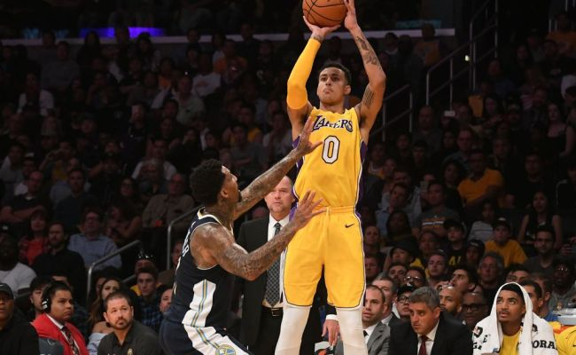 Lakers Vs Nuggets Final Score Strong Start Comes To