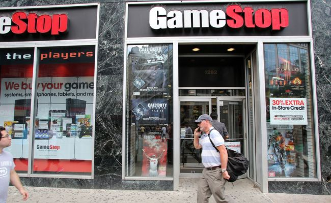 Gamestop Says Less Than Half Of Its Customers Know They