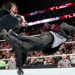 Wrestling Chair Shots Foldable Gaming Triple H 39s Sell Of This Roman Reigns 39 Shot At Tlc Is