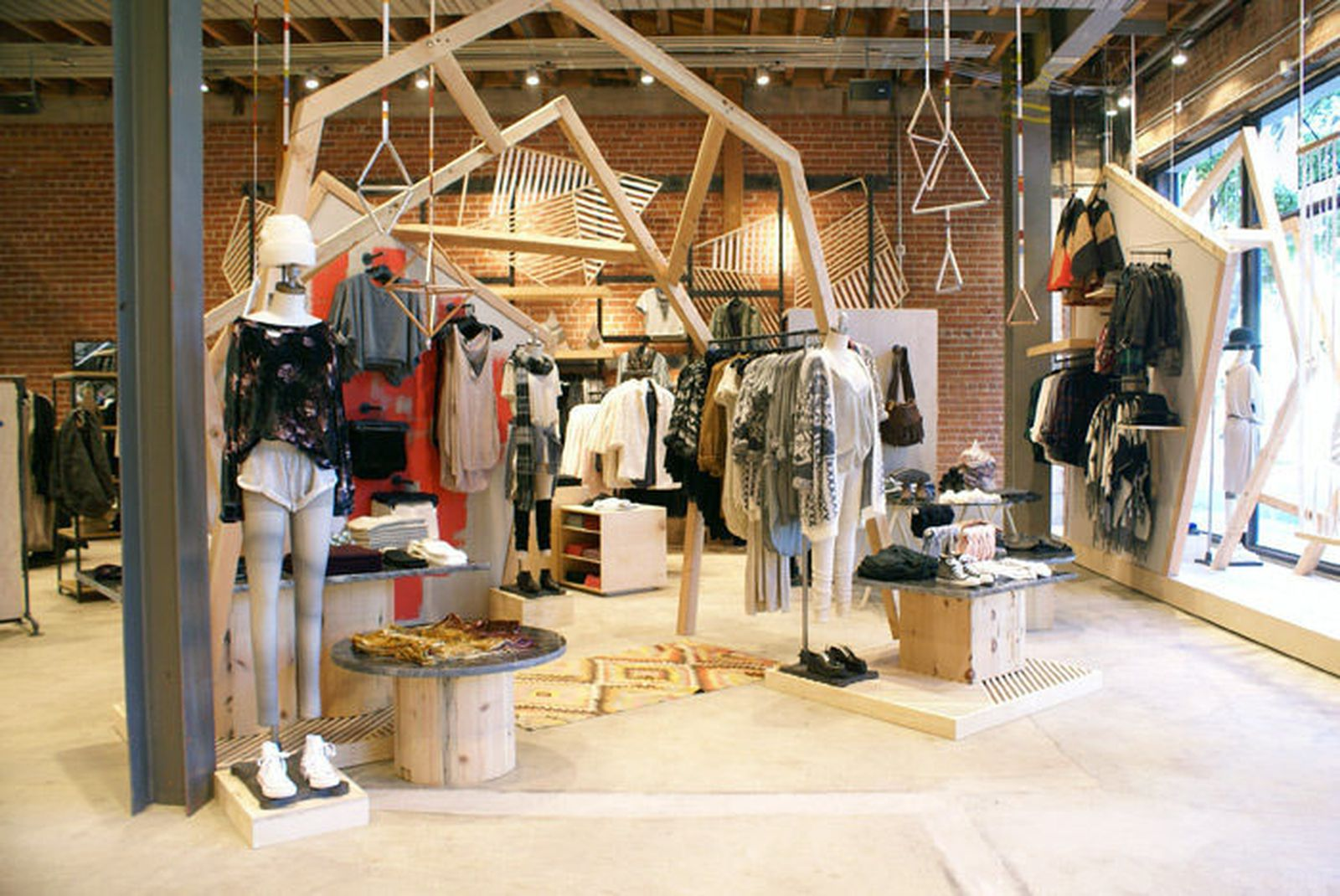 Urban Outfitters His And Hers Shops Debut In Westwood