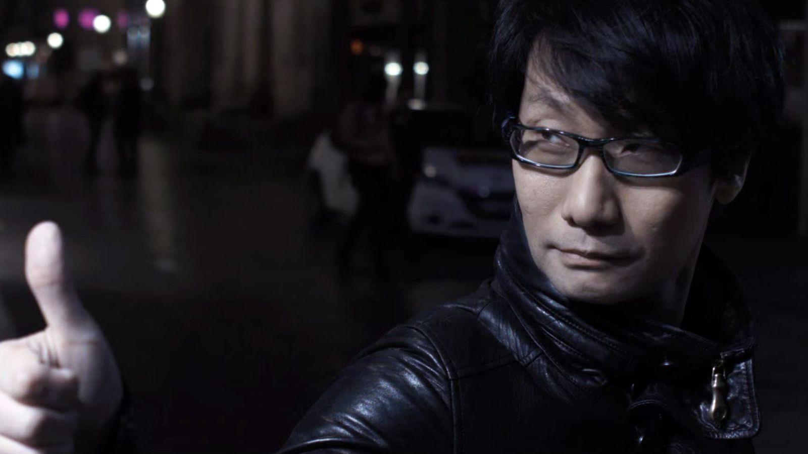 Report Hideo Kojima Has Officially Left Konami Forming