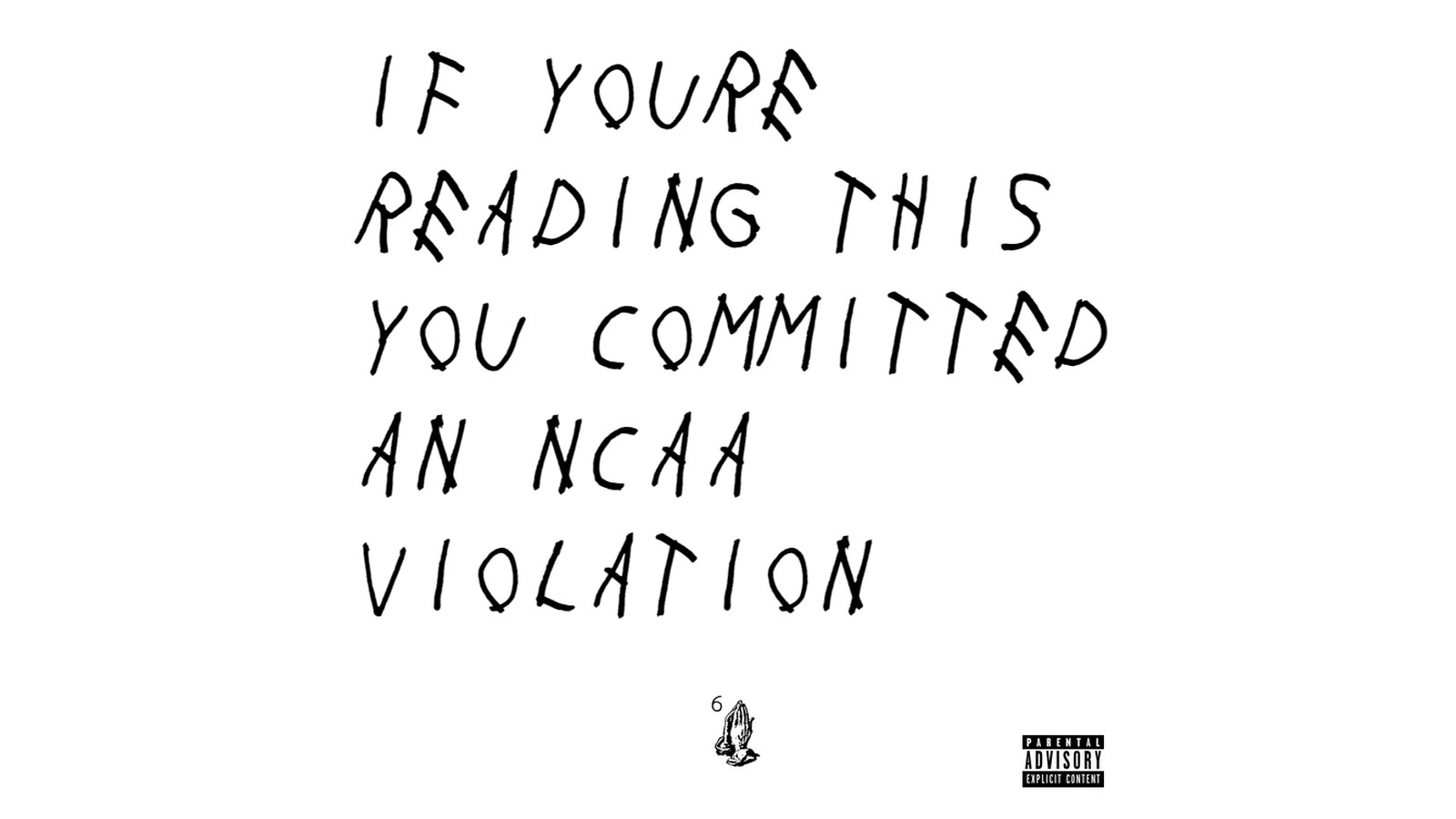 Kentucky sent Drake a cease-and-desist letter after he