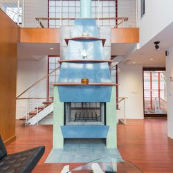 Modern Boxy Home In Takoma Park Is Super Swanky On The