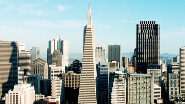 San Francisco' Iconic Buildings Skyline In Flux