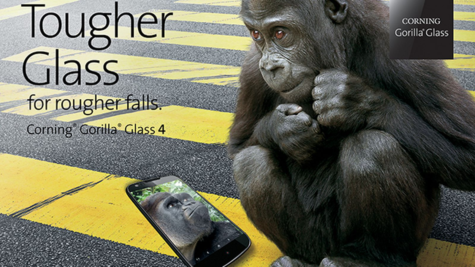 Corning's Gorilla Glass 4 aims to protect your phone from deadly drops - The Verge