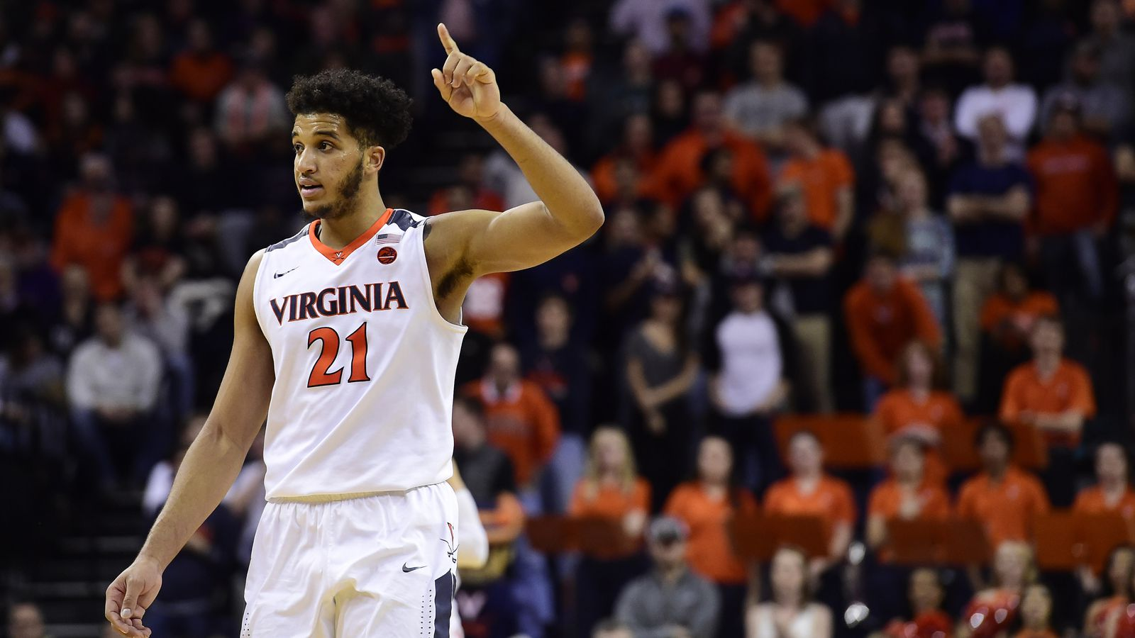 Versatile Isaiah Wilkins Relishes Role With Cavaliers