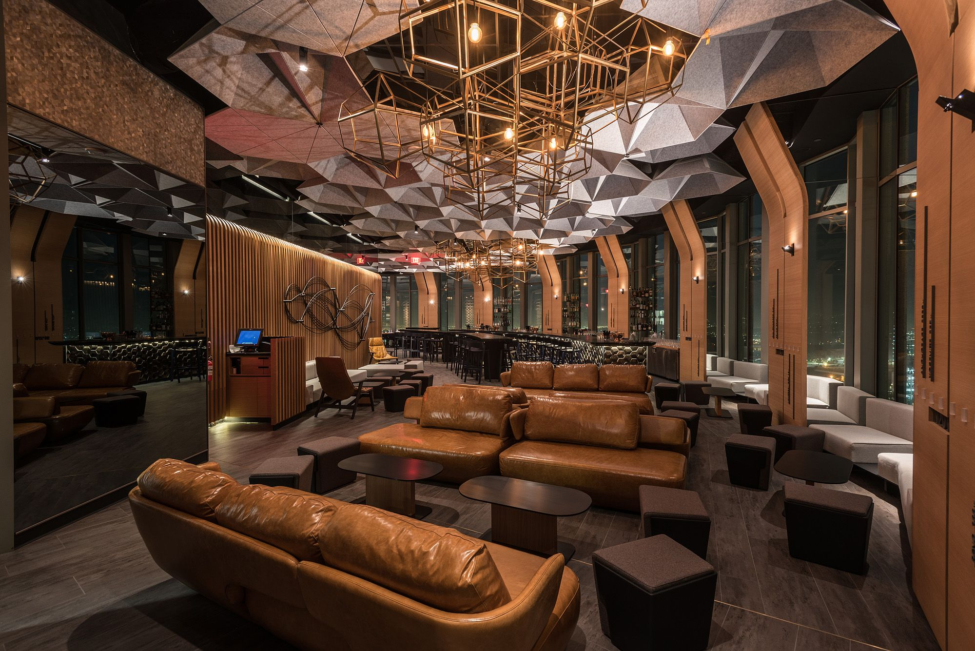 modern sofa tables cheap source primos pa 71above ushers in downtown's golden age - eater la