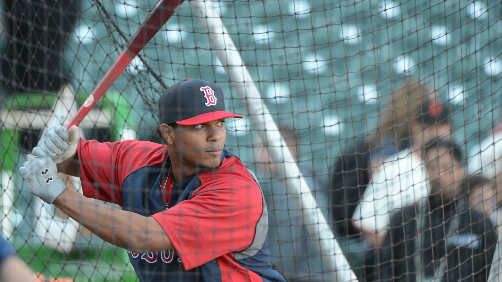 Breaking down Red Sox prospect Xander Bogaerts  Over the