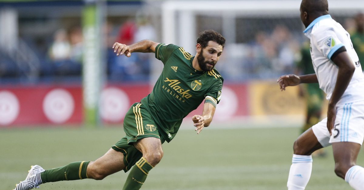 Diego Valeri Fined For Diving In Sounders Match Sounder