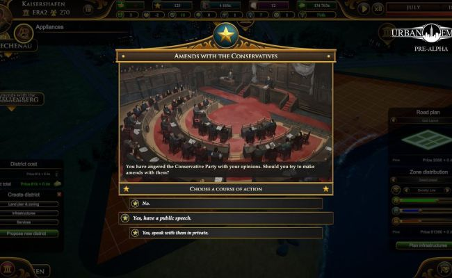 Urban Empire Is A Strategy Game That Lets You Rule Cities