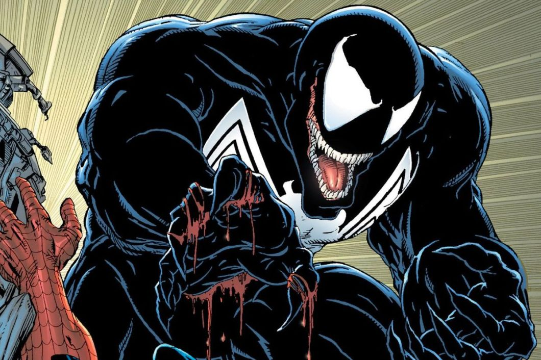Image result for spiderman venom
