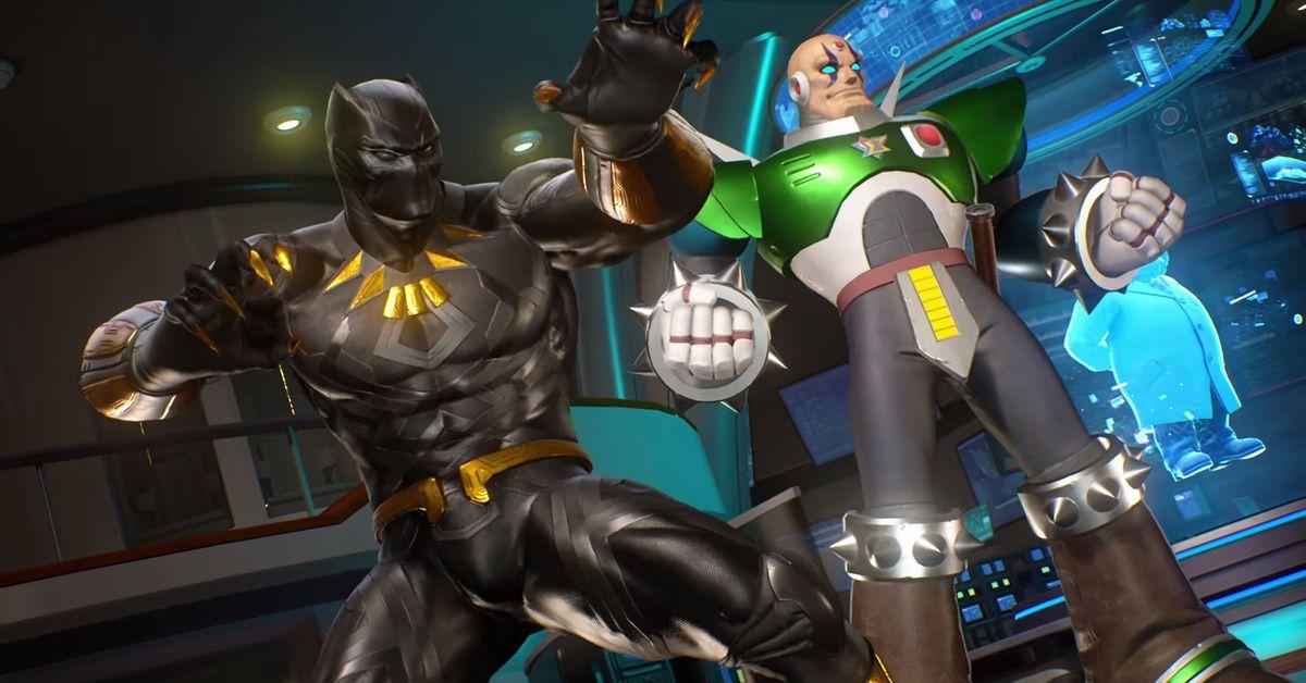 Marvel Vs Capcom Infinites Black Panther And Sigma Trailer Unveiled Polygon