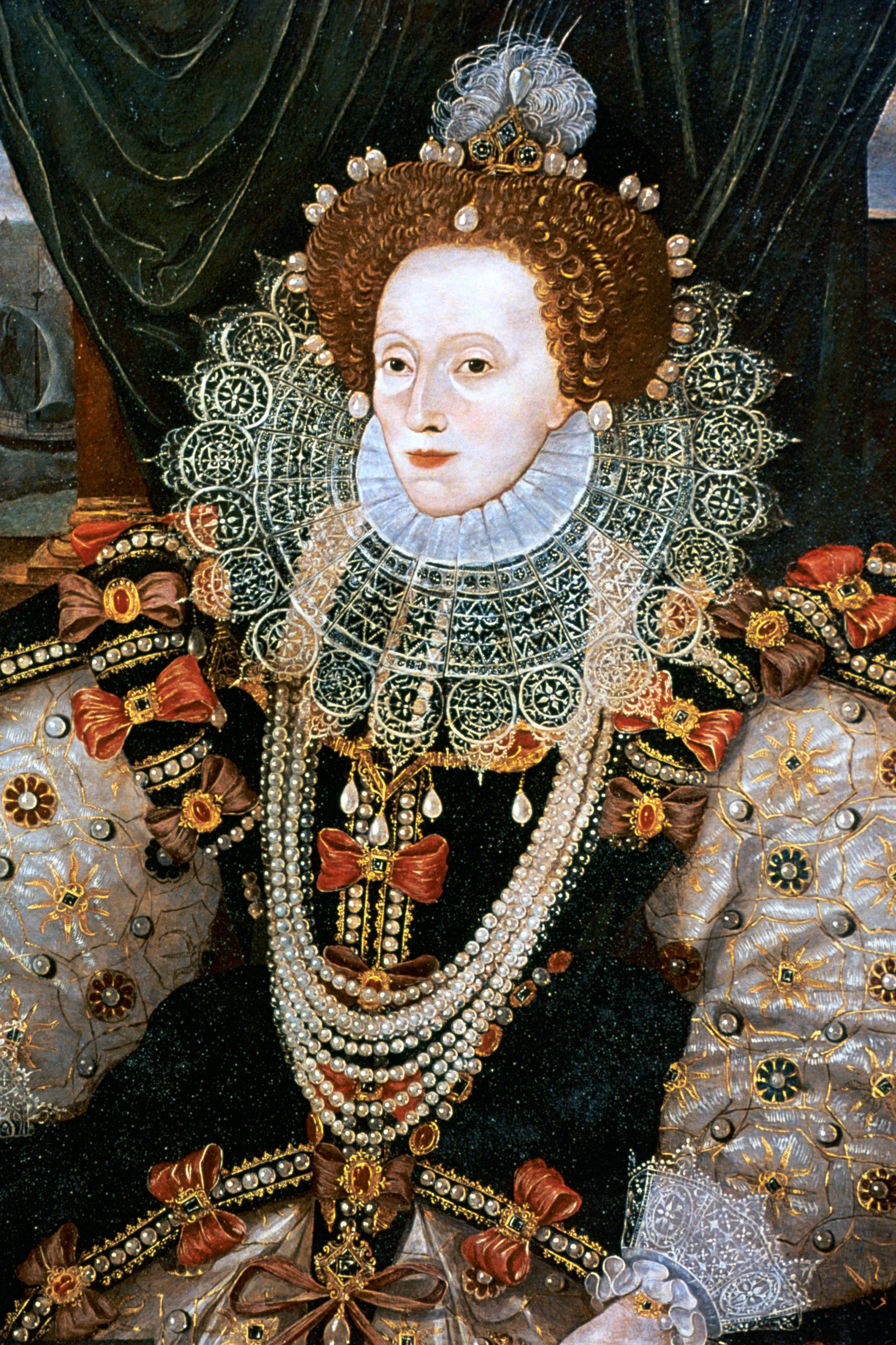 Scots Tree Queen And Elizabeth Mary I Family