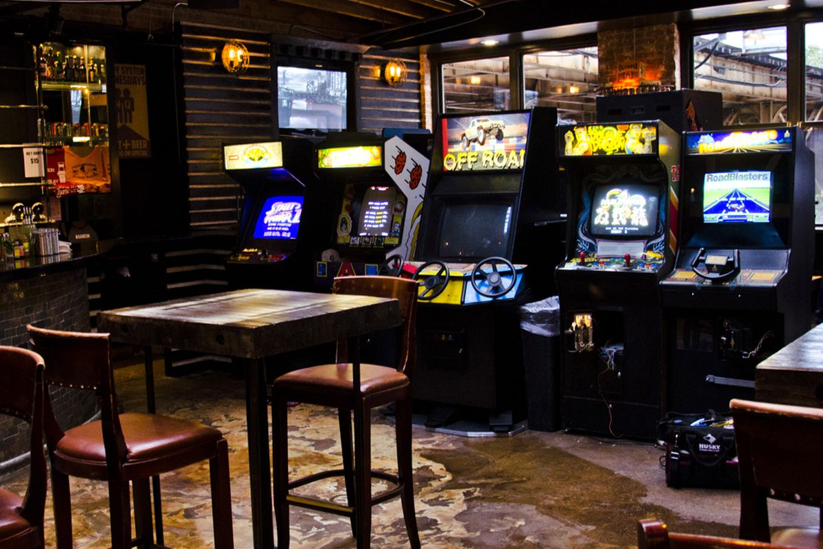UPDATE Replay Takes Over Headquarters Lakeview As Arcade
