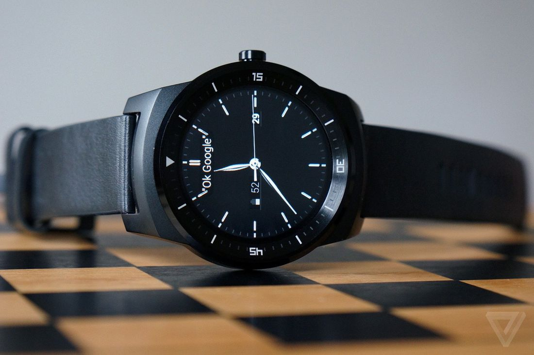 LG G Watch R review