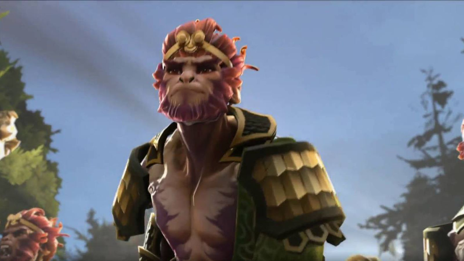 Dota 2 Reveals Monkey King A New And Completely Original