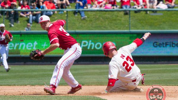 Nebraska Baseball Eliminated Big Ten Tournament Indiana 6-2 - Corn Nation