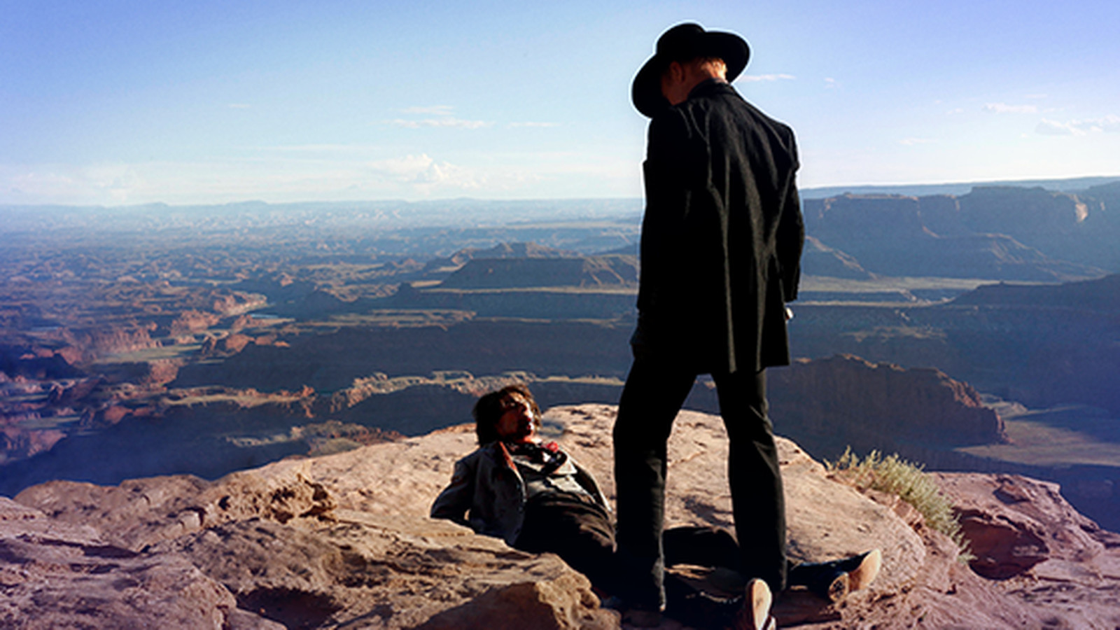 Heres The First Look At Westworld HBOs Sci Fi Western