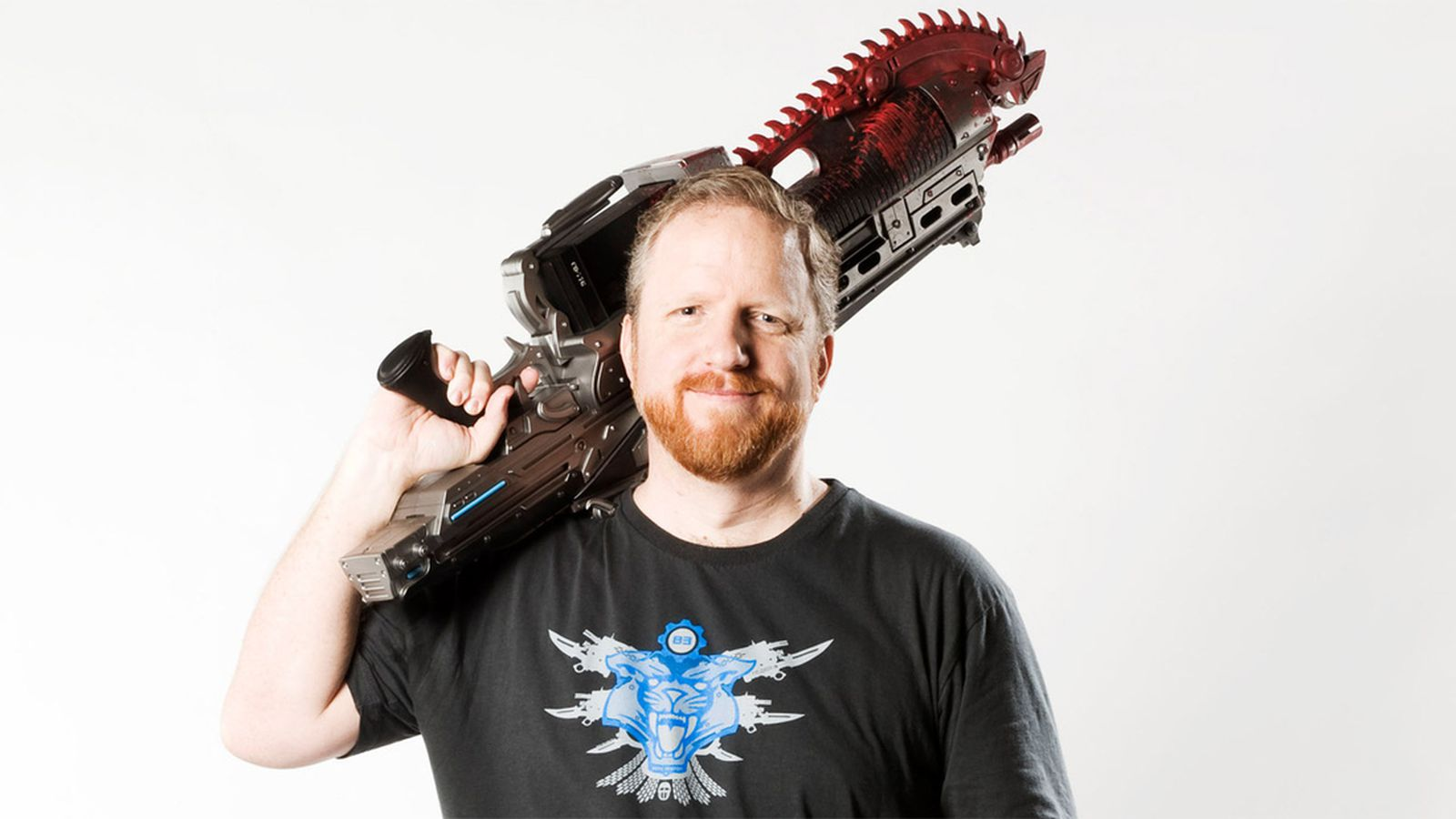 The Fixer Why Rod Fergusson Returned To Gears Of War