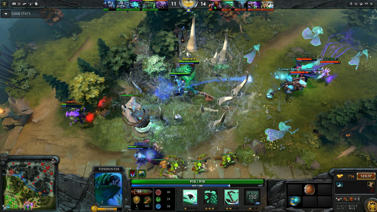 Dota 2 Is Getting A Steam VR Spectator Mode According To Valve Teaser Polygon