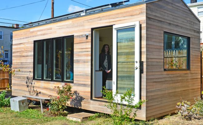 Tiny Homes In Washington D C Curbed Dc