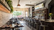 Olmsted Prospect Heights Restaurant Alinea Alum